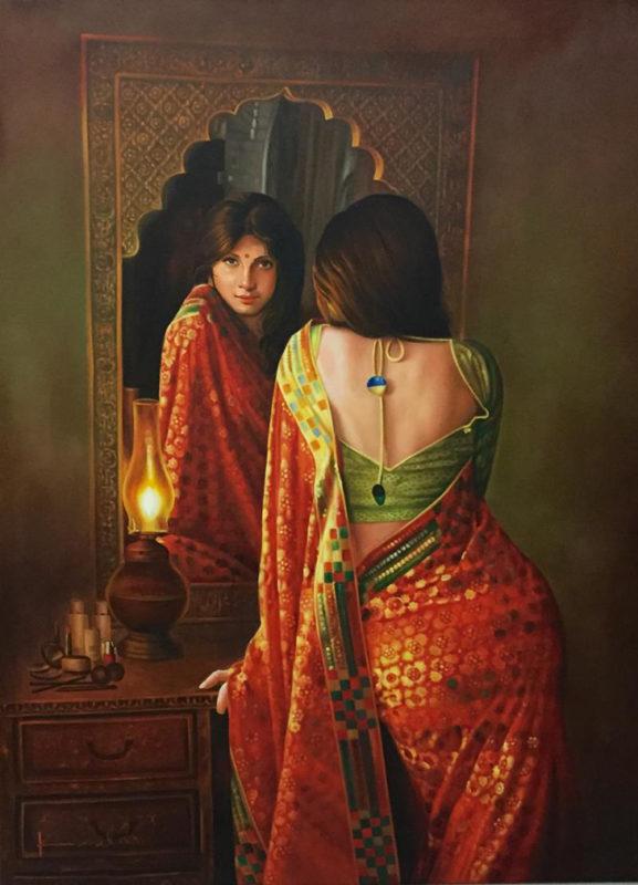 Kamal Rao Art ⓖ thegallerist.art