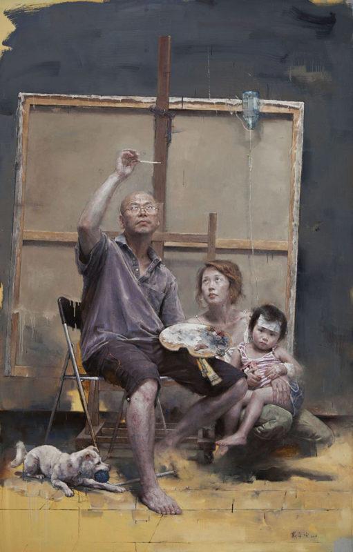 DAI Ping Jun Art ⓖ thegallerist.art