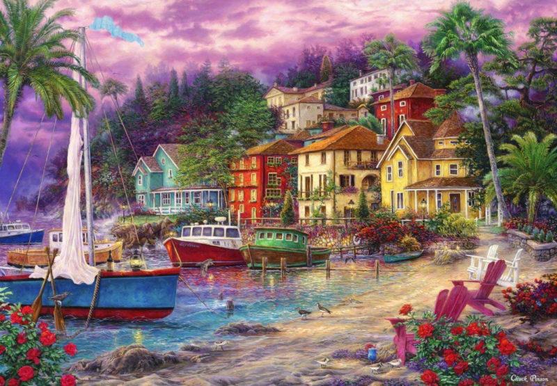 Chuck Pinson Art ⓖ thegallerist.art