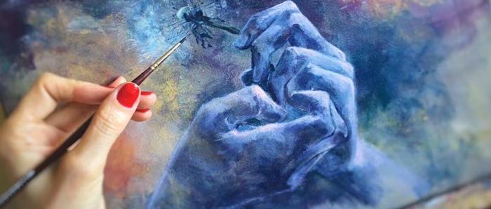 Dorina Costras Art ⓖ thegallerist.art