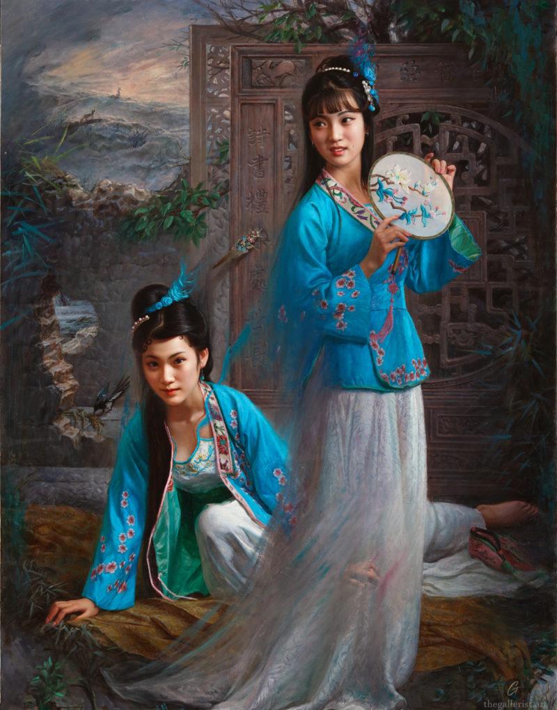 Jin An Painting thegallerist.art