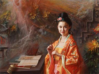 Jing An Artist