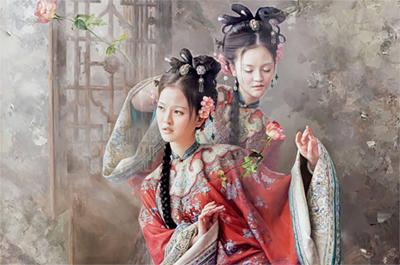 Wang Ming Yue Art ⓖ thegallerist.art