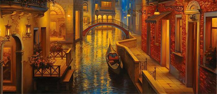 Evgeny Lushpin Art ⓖ thegallerist.art