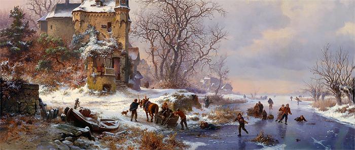 Fredrik Marinus Kruseman Art ⓖ thegallerist.art