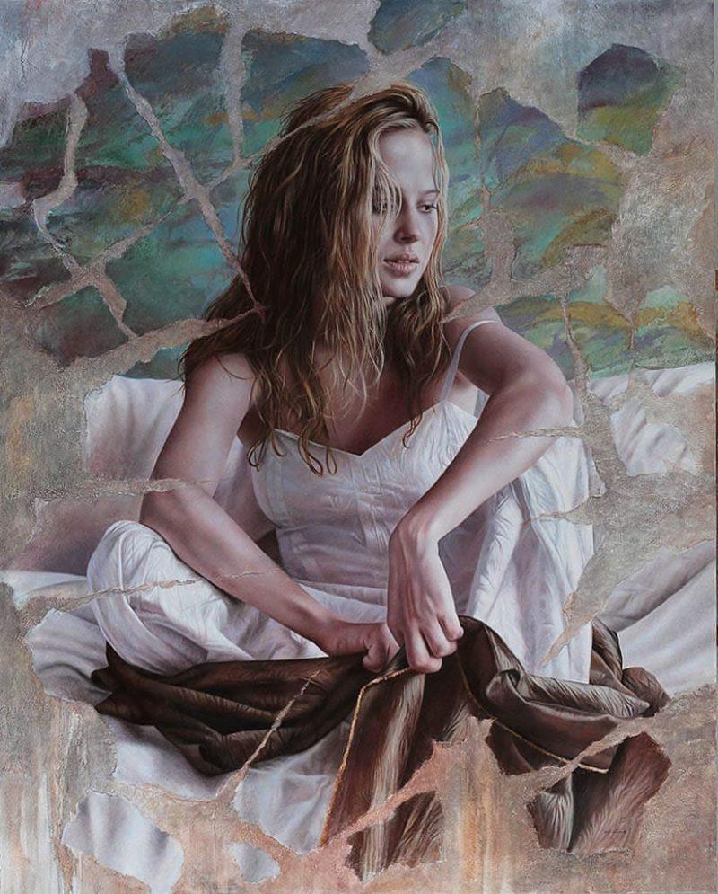 Pascal Chôve Painting ⓖ thegallerist.art