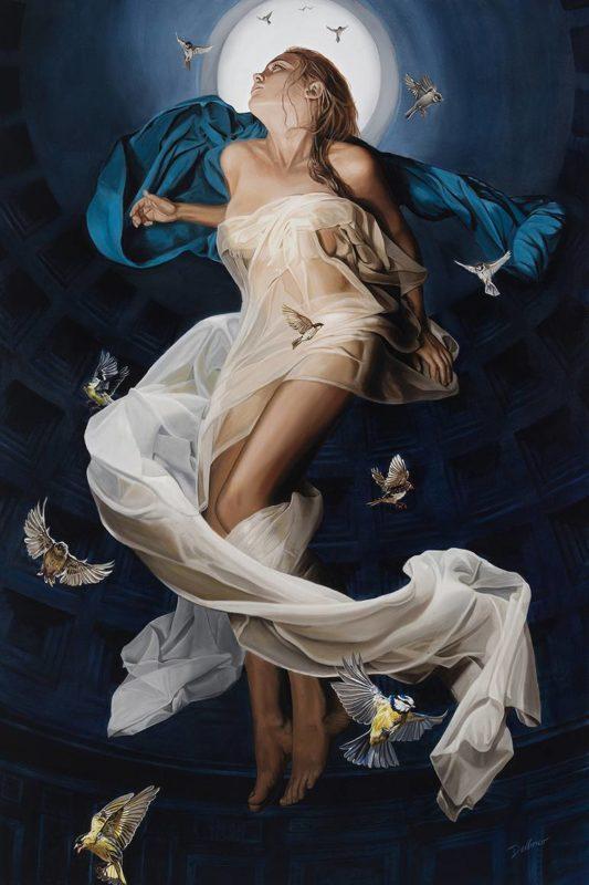 Chris Dellorco ⓖ thegallerist.art
