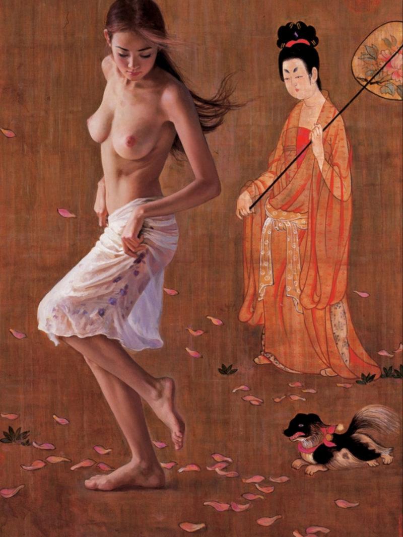 Guan Zeju Painting thegallerist.art