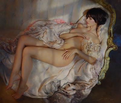 Aydemir Saidov Art ⓖ thegallerist.art
