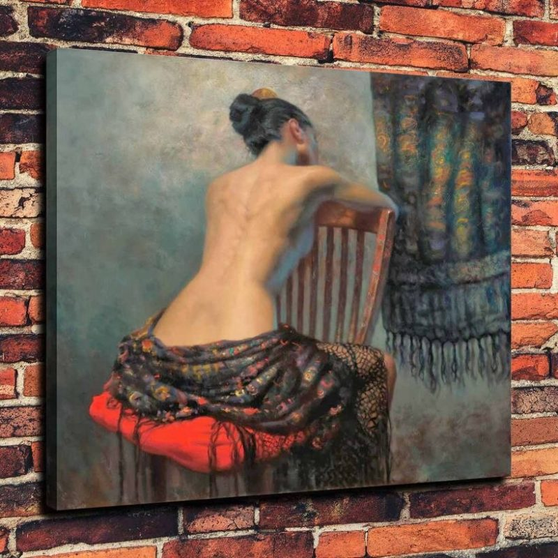 Hamish Blakely Painting ⓖ thegallerist.art