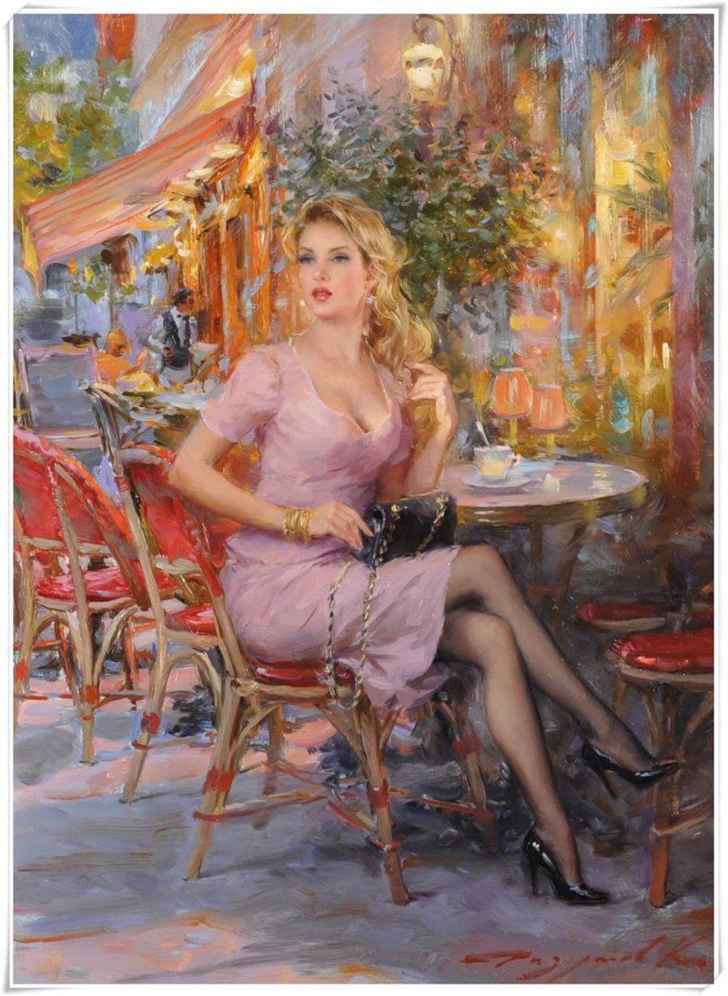 Konstantin Razumov Art ⓖ thegallerist.art