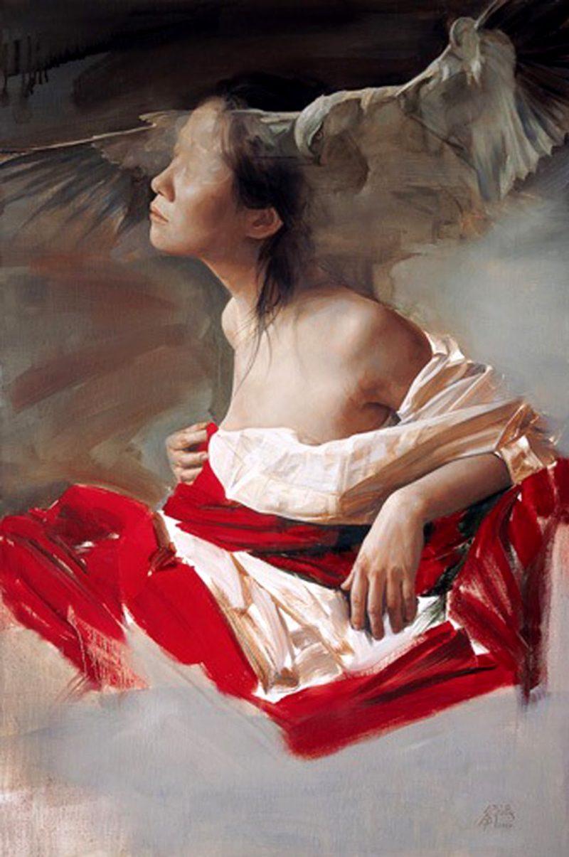 Liu Yuanshou Art ⓖ thegallerist.art