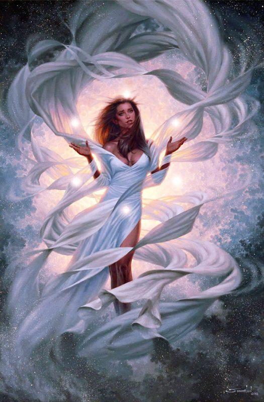 Luminous-Wind-2002-by-Jonathon Earl Bowser Art ⓖ thegallerist.art