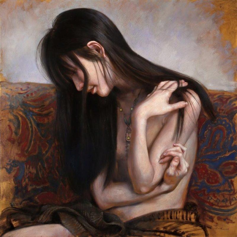 Osamu Obi Art ⓖ thegallerist.art)