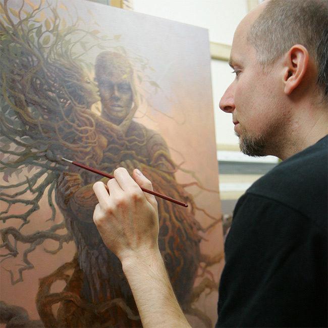 Tomasz Alen Kopera Art ⓖ thegallerist.art