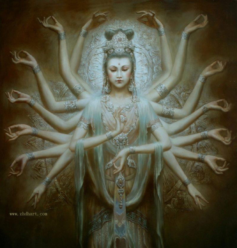 ZENG HAO Art ⓖ thegallerist.art