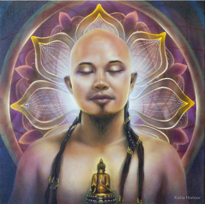 Katia Honour Art ⓖ thegallerist.art
