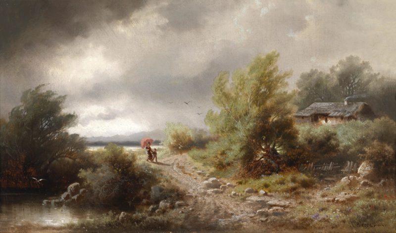 Albert Rieger Art ⓖ thegallerist.art
