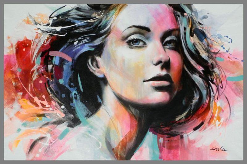 Galya Bukova Art ⓖ thegallerist.art