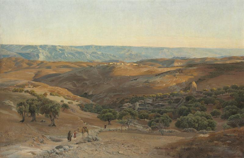 Gustav Bauernfeind Art ⓖ thegallerist.art