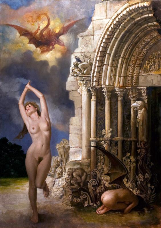 Herman Smorenburg Art ⓖ thegallerist.art