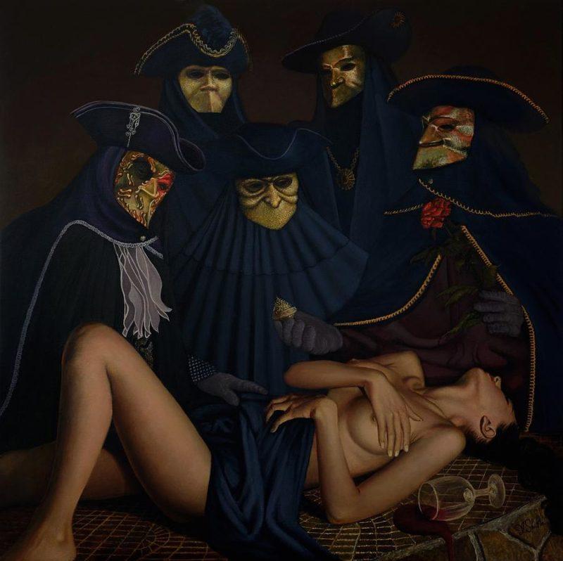 Alexander Shubin Art ⓖ thegallerist.art