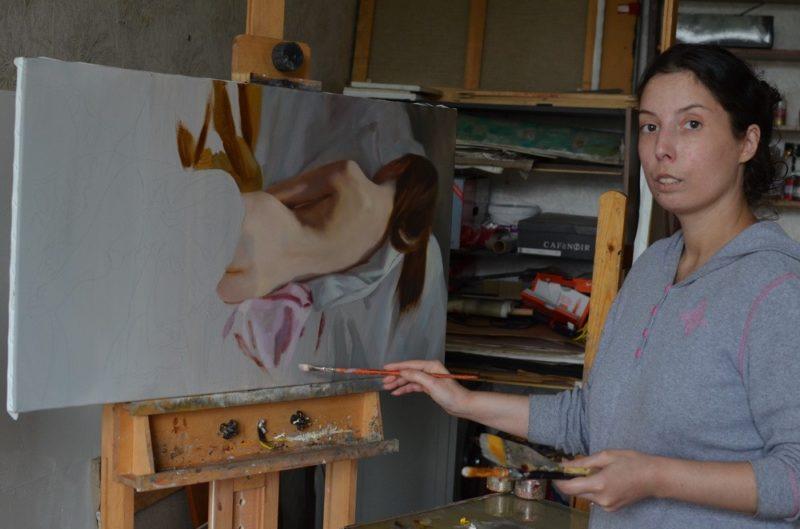 Anna Marinova Art ⓖ thegallerist.art