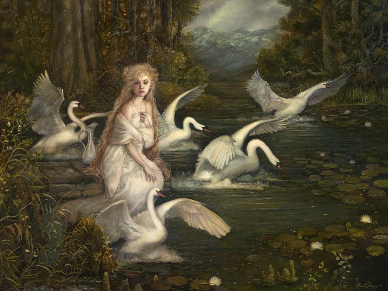Annie Stegg Gerard Art ⓖ thegallerist.art