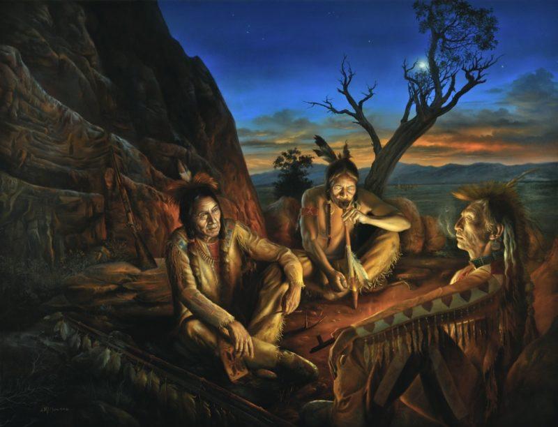 David Michael Bowers Art ⓖ thegallerist.art