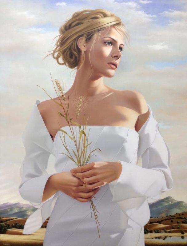 Ginette Beaulieu Art ⓖ thegallerist.art
