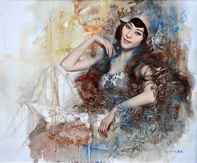 Liu Yaan Art ⓖ thegallerist.art