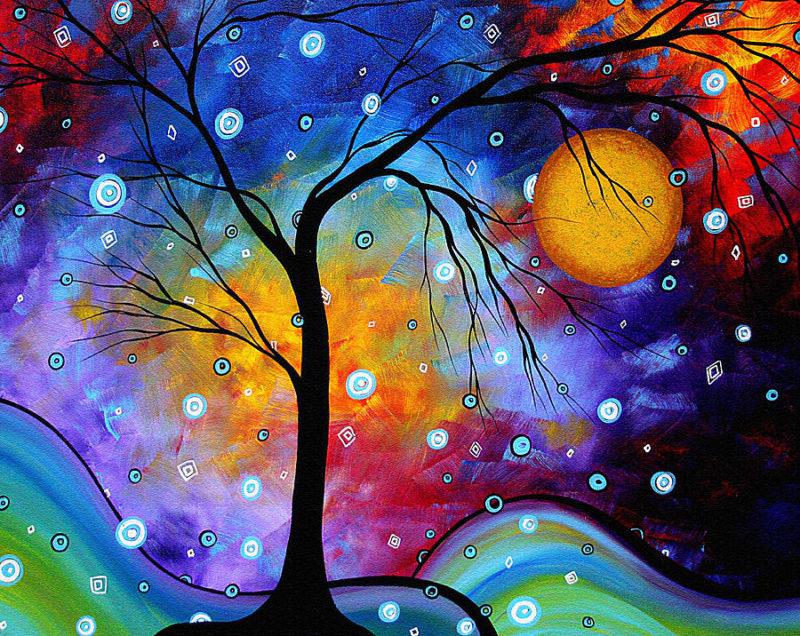 Megan Duncanson Art ⓖ thegallerist.art