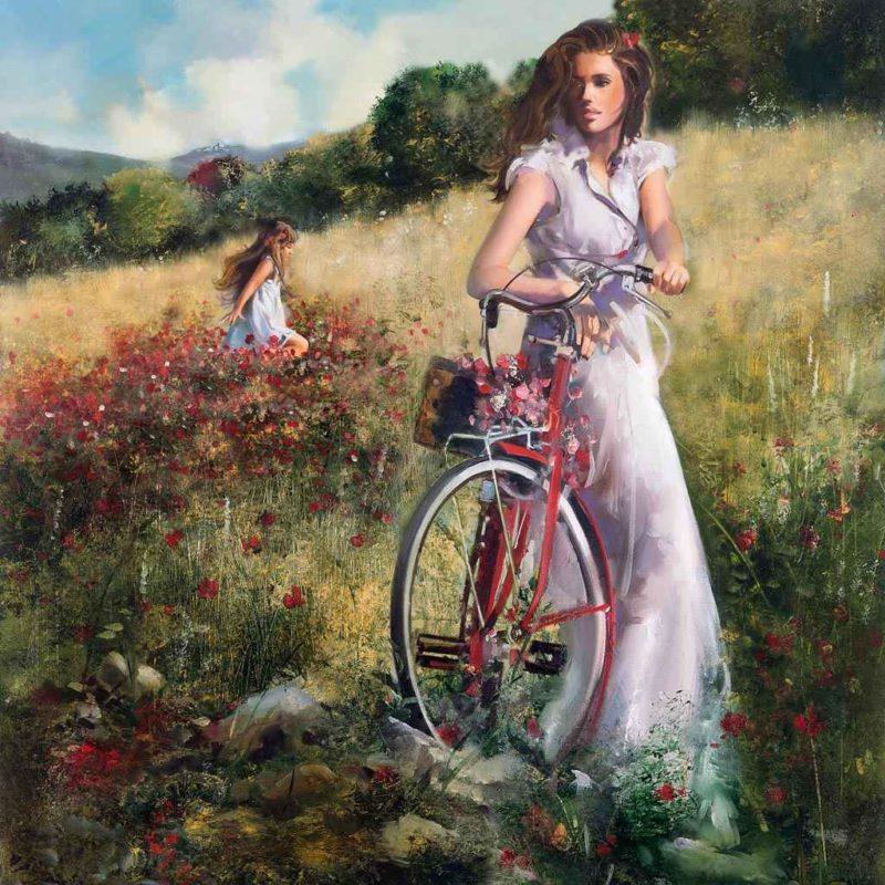 Ron Di Scenza Art ⓖ thegallerist.art