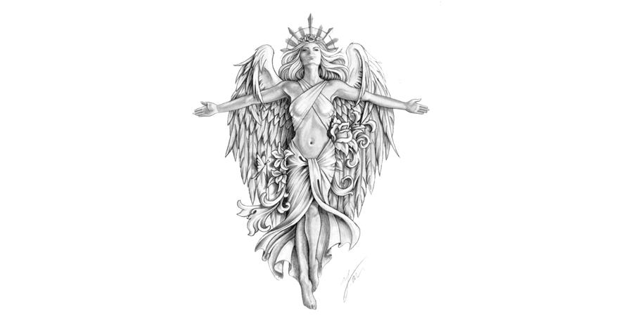 The Origin Of Angels