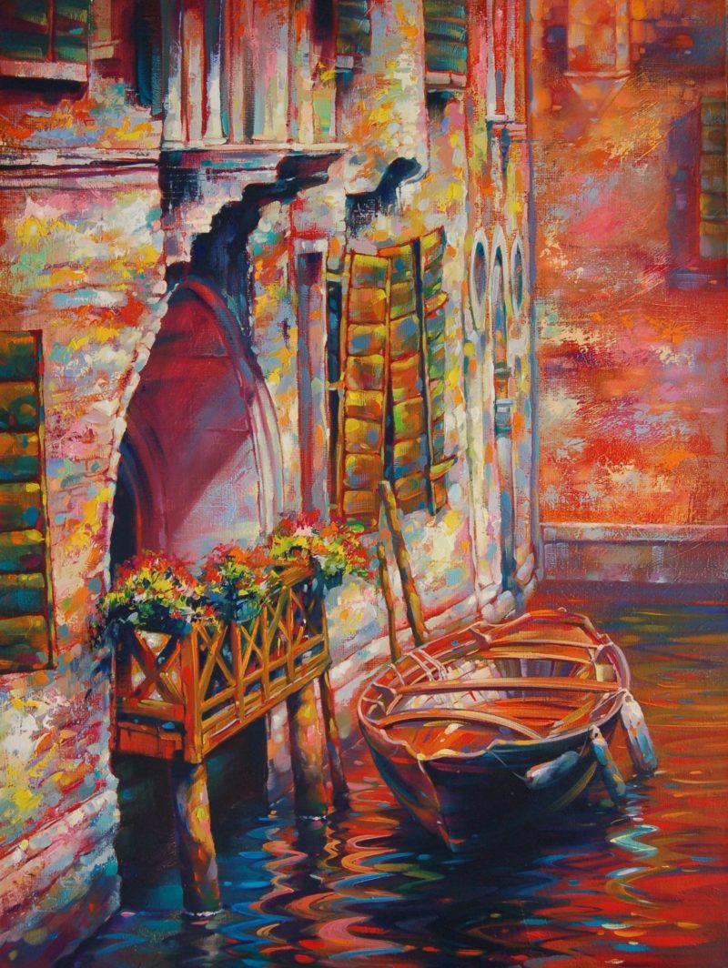 Zinoviy Sydoriv Art ⓖ thegallerist.art