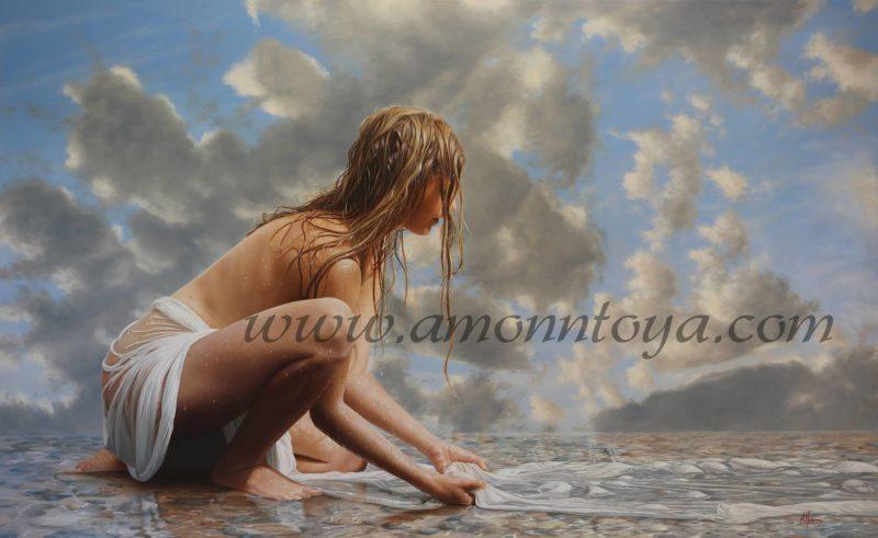 Alexandre Monntoya Painting thegallerist.art