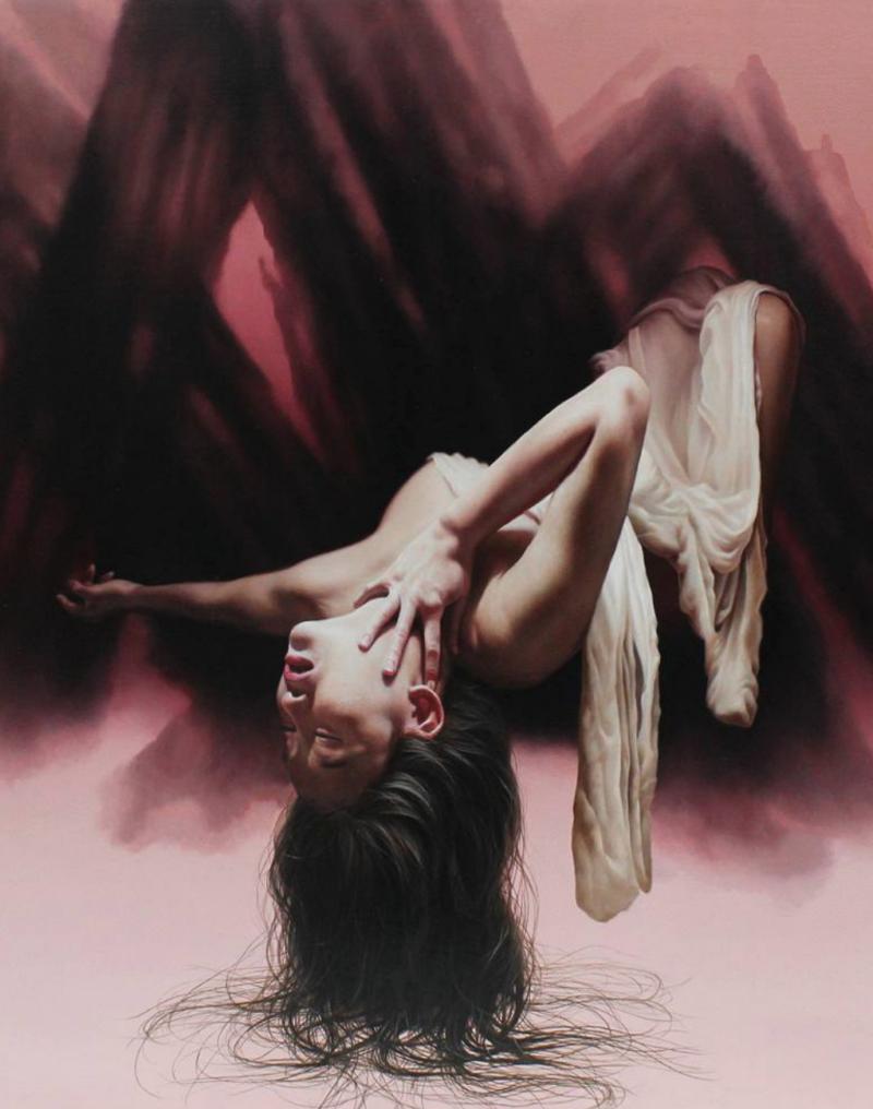Jeong Hae-Kwang Painting thegallerist.art