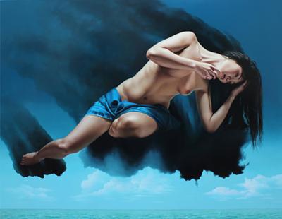 Jeong Hae-Kwang Art_erotic painting_fine nude art_erotic art_oriental erotic art