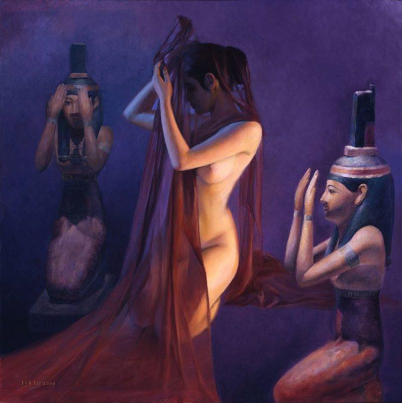 Jia Lu Art ⓖ thegallerist.art