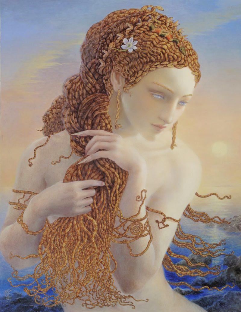 Kinuko Y. Craft Art ⓖ thegallerist.art