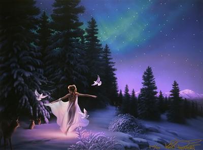 Kirk Reinert Painting thegallerist.art