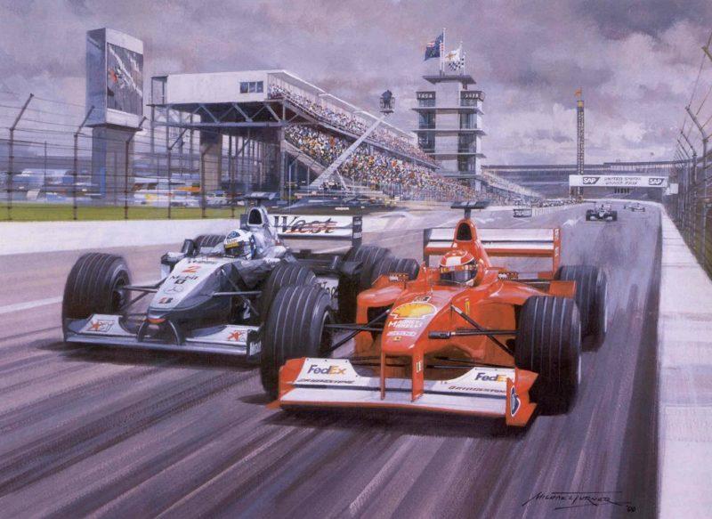 Michael Turner Art ⓖ thegallerist.art