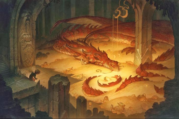 The Origin of Dragons_thegallerist.art_