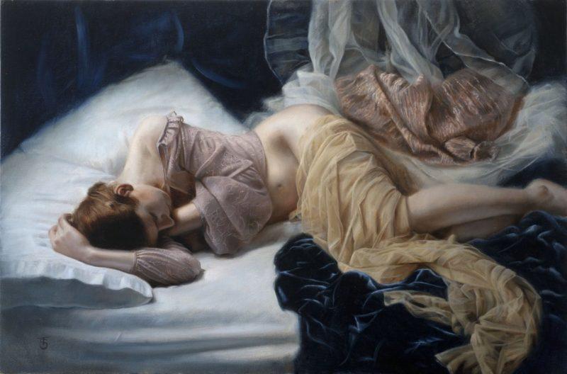 Tina Spratt Art ⓖ thegallerist.art