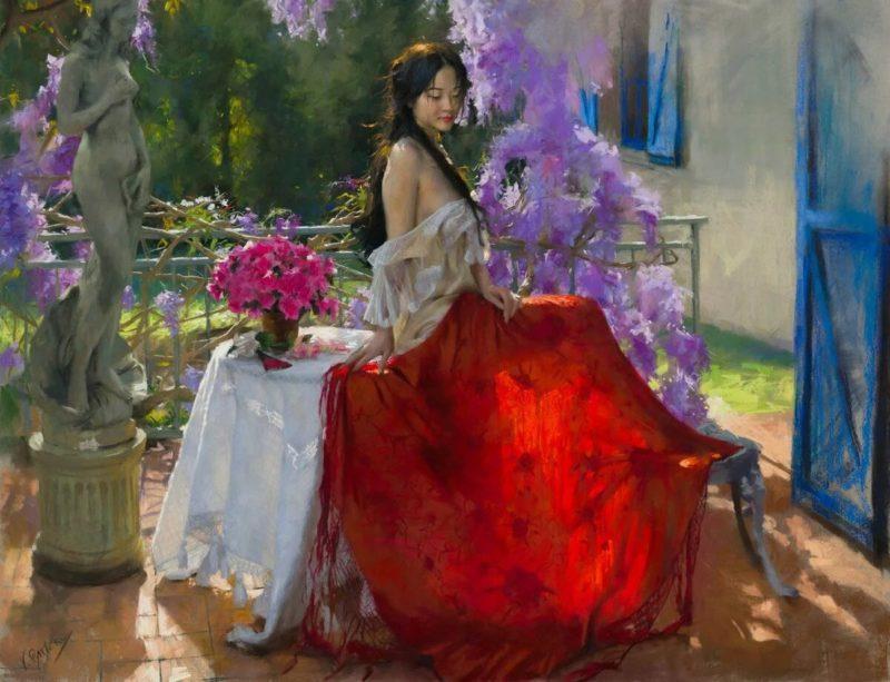 Vicente Romero Art ⓖ thegallerist.art