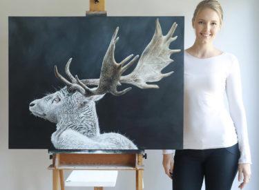 Carla Grace Art ⓖ thegallerist.art