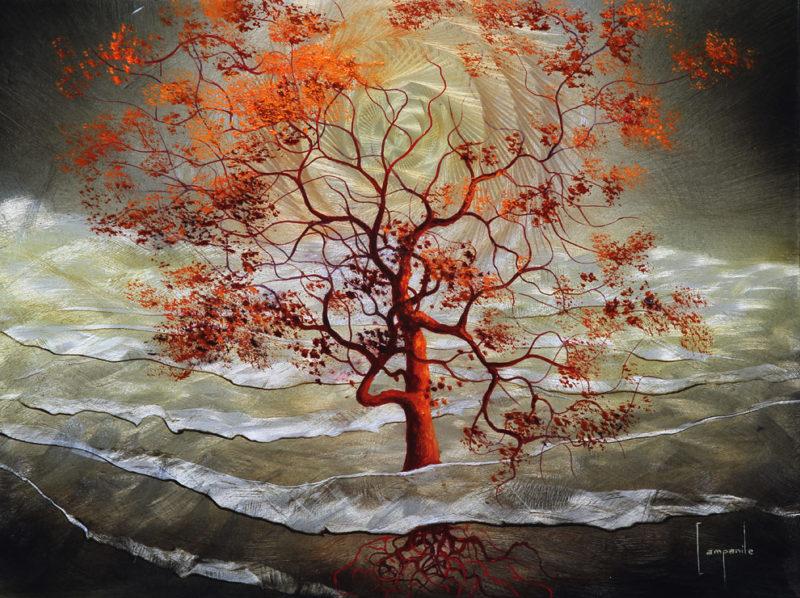 Dario Campanile Painting ⓖ thegallerist.art
