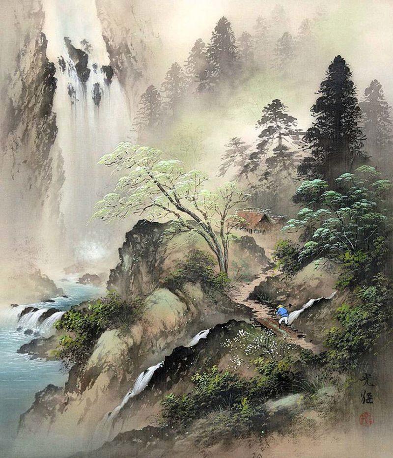 Koukei Kojima Art ⓖ thegallerist.art