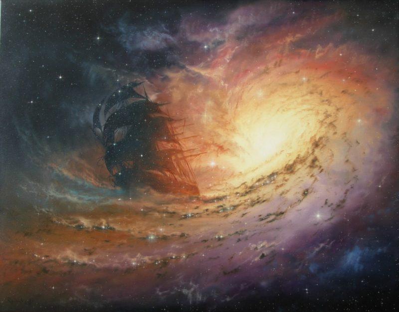 Marek Ruzyk Art ⓖ thegallerist.art