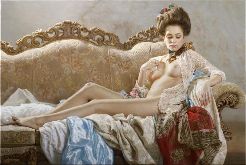 Marina Marina Art ⓖ thegallerist.art